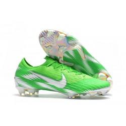 Botas de Fútbol Nike Mercurial Vapor XII FG Verde Metal