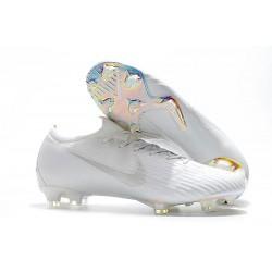 Botas de Fútbol Nike Mercurial Vapor XII FG Blanco