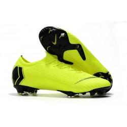 Nike Mercurial Vapor 12 Elite FG ACC - Voltio Negro