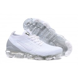 Nike Zapatillas Air VaporMax Flyknit 2019 Blanco