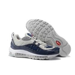 Nike Supreme x NikeLab Air Max 98 Para Hombres -