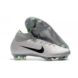 Nike Mercurial Superfly VI 360 Elite FG Botas - Metal Gris