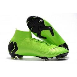 Zapatillas Nike Mercurial Superfly VI 360 FG - Verde Negro