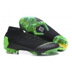 Zapatillas Nike Mercurial Superfly VI 360 FG - Negro Verde