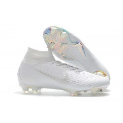 Zapatillas Nike Mercurial Superfly VI 360 FG - Blanco