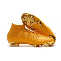 Nike Zapatos Mercurial Superfly 6 DF FG - Oro