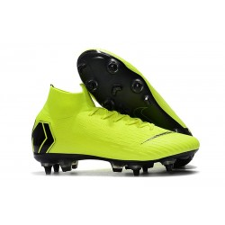 Nike Mercurial Superfly 360 Elite SG-PRO Anti-Clog Voltio Negro