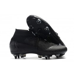 Nike Mercurial Superfly 6 Elite SG-Pro Anti-Clog Negro