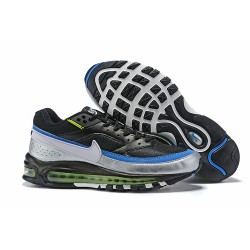 Zapatillas Nike Air Max 97 BW Hombres - Negro Gris
