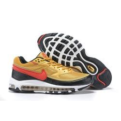 Zapatillas Nike Air Max 97 BW Hombres - Oro Rojo