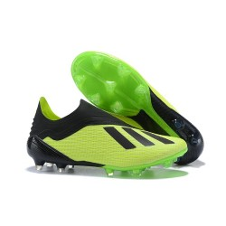 Zapatillas de Fútbol adidas X 18+ FG