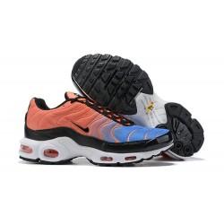 Nike Zapatos Air VaporMax Plus Hombres - Rosa Azul