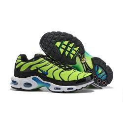 Nuevo Zapatilla Nike Air VaporMax Plus Verde Negro