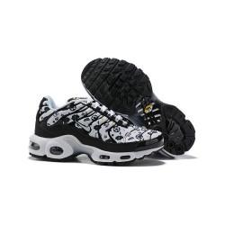 Zapatillas - Mujer Nike Air Max Plus Negro Blanco