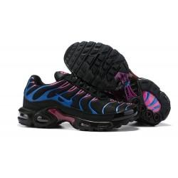 Zapatillas - Mujer Nike Air Max Plus Negro Azul Rosa