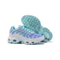 Zapatillas - Mujer Nike Air Max Plus Violeta Azul