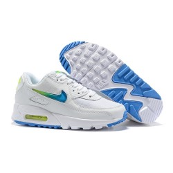 Nike Zapatos Air Max 90 Blanco Azul