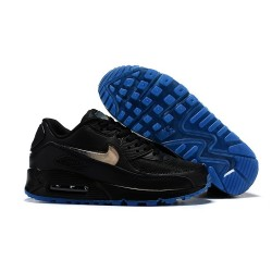Nike Zapatos Air Max 90 Negro Oro