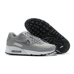 Nike Zapatos Air Max 90 Hombre Gris
