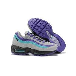 Zapatillas Nike Air Max 95 TT Gris Violeta Azul