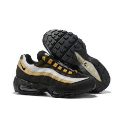 Zapatillas Nike Air Max 95 TT Negro Blanco Oro