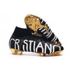 Cristiano Ronaldo Nike Botas Mercurial Superfly 6 Elite FG