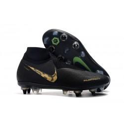 Nike Phantom Vision Elite DF SG-PRO AC Hombres - Black Lux