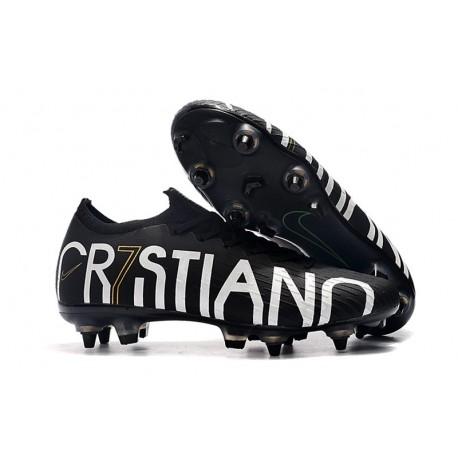 Cristiano Ronaldo CR7 Nike Mercurial Vapor 12 Elite SG Botas