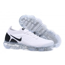 Nike Zapatillas Air VaporMax 2.0 2018 - Blanco Negro
