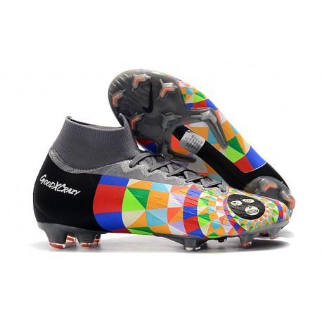 Nike Dani Alves Botas Mercurial Superfly 6 Elite FG