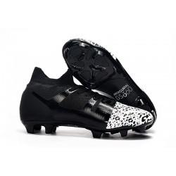 Nike Mercurial GreenSpeed 360 FG Botas - Negro Blanco