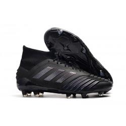 Zapatillas de Futbol adidas Predator 19.1 FG - Negro
