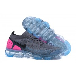 Nike Zapatillas Air VaporMax 2.0 2018 - Gris Rosa
