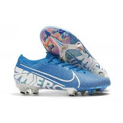 Zapatos Nike Mercurial Vapor XIII Elite FG New Lights Azul