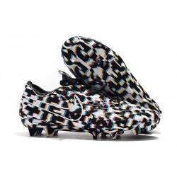 Bota de Fútbol Nike Tiempo Legend VIII Elite FG Negro Blanco
