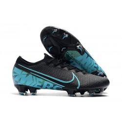 Zapatos Nike Mercurial Vapor XIII Elite FG Negro Azul