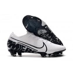 Nike Mercurial Vapor 13 Elite FG Botas - Blanco Negro