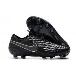Bota de Fútbol Nike Tiempo Legend VIII Elite FG Negro