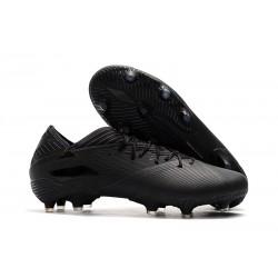 Zapatillas de Futbol adidas Nemeziz 19.1 FG -Negro