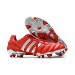 Adidas Predator Mania Og FG Predator Tacos de Futbol -Rosso Metal