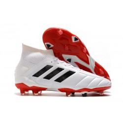 Zapatillas de Futbol adidas Predator Mania 19.1 FG ADV -Blanco