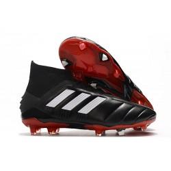 Zapatillas de Futbol adidas Predator Mania 19.1 FG ADV -Negro