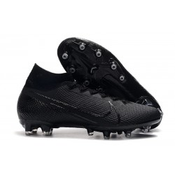 Zapatos Nike Mercurial Superfly VII Elite AG-Pro Negro