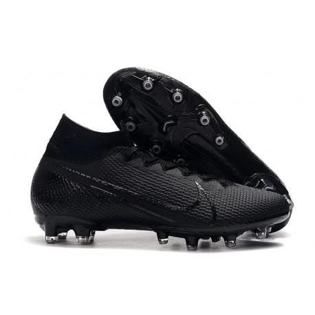 Zapatos Nike Mercurial Superfly VII Elite AG-Pro Negro
