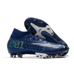 Zapatos Nike Mercurial Superfly VII Elite AG-Pro Dream Speed 001 Azul