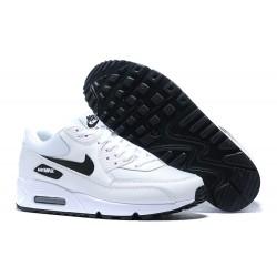 Botas Nike Air Max 90 Blanco Negro