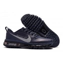 Zapatilla Nike Air Max 2020 Hombre Azul Blanco