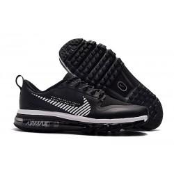 Zapatilla Nike Air Max 2020 Hombre Negro Blanco