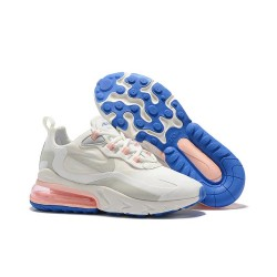 Nike Zapatillas Air Max 270 React Blanco Rosa