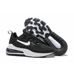 Nike Zapatillas Air Max 270 React Negro Blanco